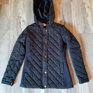 Quilted Fall/Spring Coat